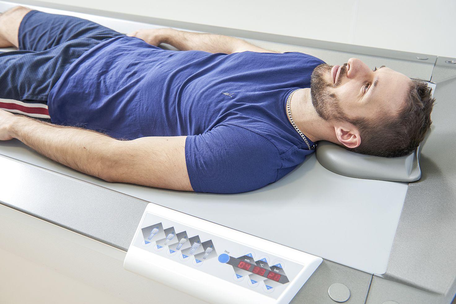 Hydrojet: Massage – ganz unkompliziert!